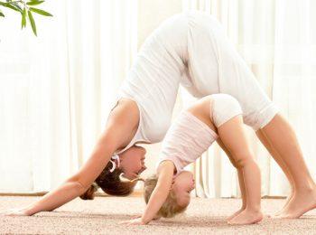 Tornare in forma dopo due gravidanze