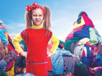 Attenti alle sostanze chimiche nei vestiti