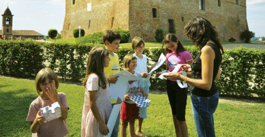 Langhe bambini idee viaggio