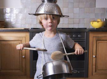 Bambini rumorosi in condominio: le cose da sapere
