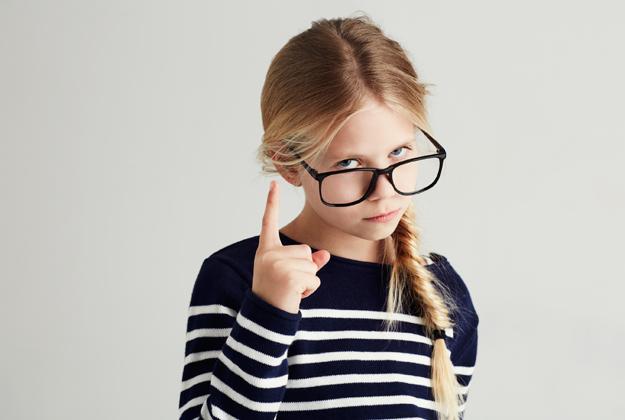 Come fronteggiare i bambini giudicanti