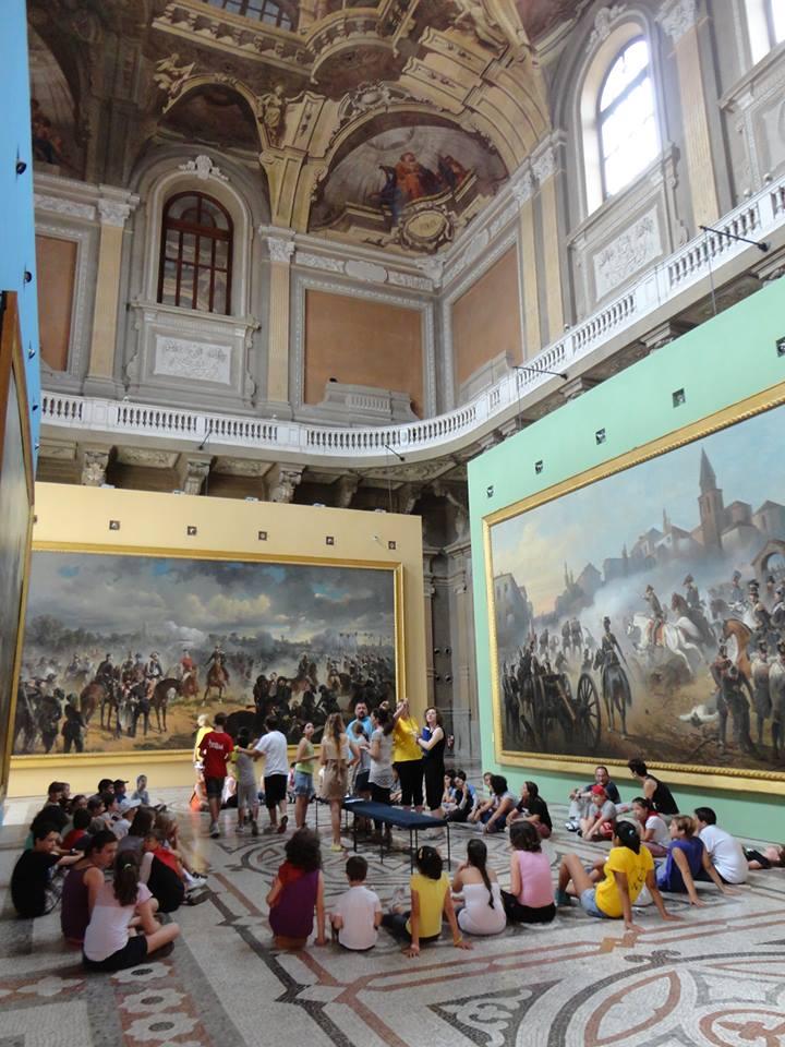 Museo Del Risorgimento Torino.Museo Nazionale Del Risorgimento Italiano Torino Giovani Genitori