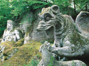 Parco dei Mostri – Bomarzo (VT)