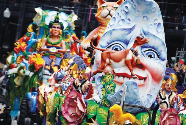 Carnevale storico ronciglionese