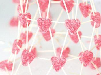 Creatività di San Valentino a tutto love