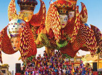 Gli 8 Carnevali 2017 più belli d'Italia