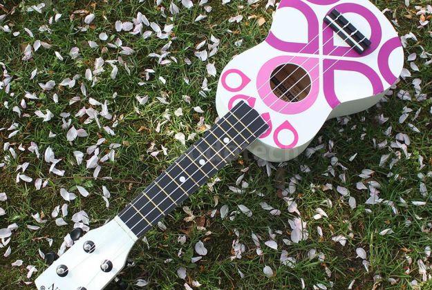 Iniziamo presto con l'ukulele