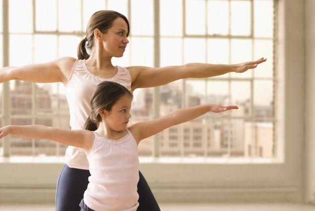 Io danzo con la mamma… o il papà