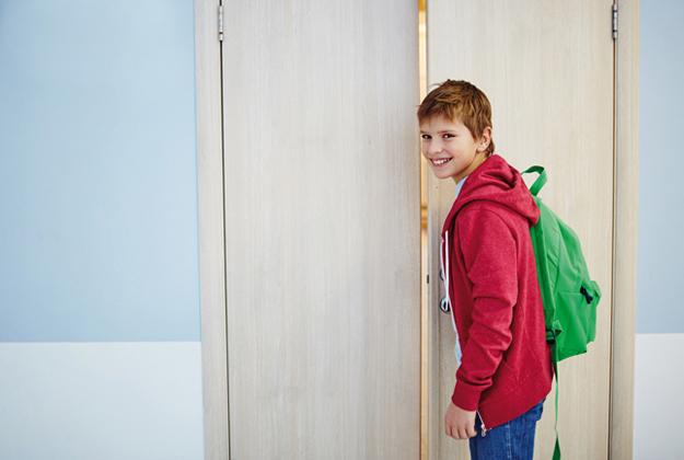 Si possono mandare i bambini a scuola da soli?