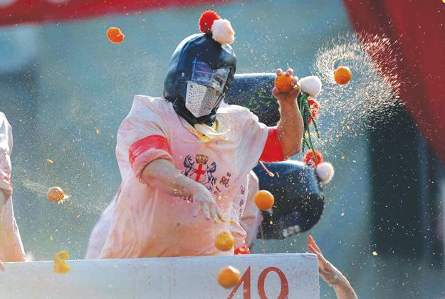 Storico Carnevale di Ivrea