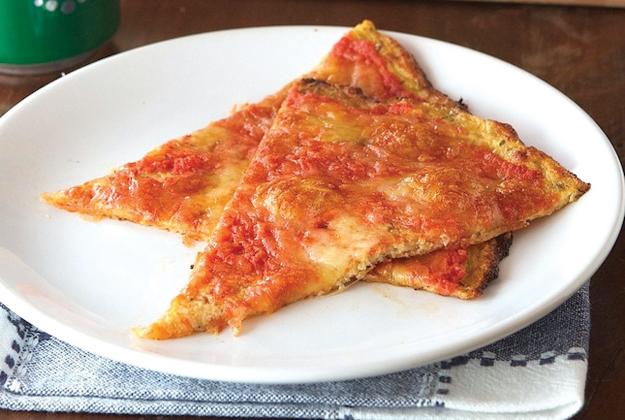 """Una pizza """"col cavolo"""". Anzi, col cavolfiore"""