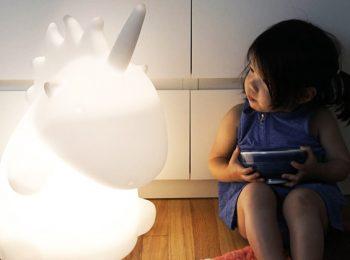 Uni La Lampada Unicorno Giovani Genitori