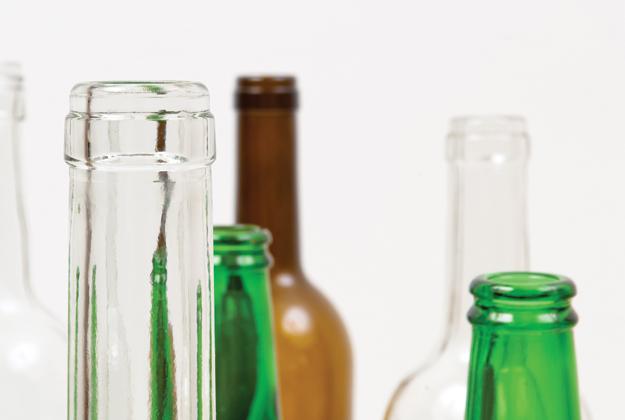 Vetro, cristallo e raccolta differenziata
