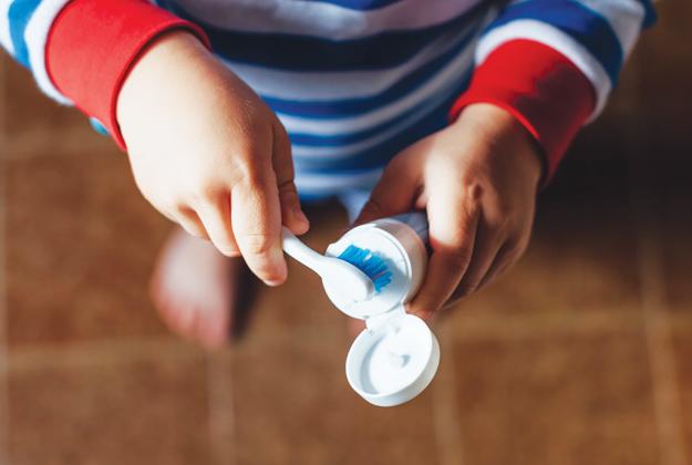 Bambini: igiene personale e in casa