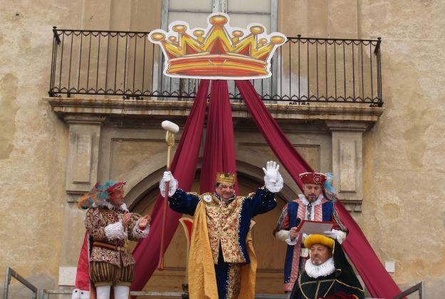 Carnevale con Re Gnocco LXI