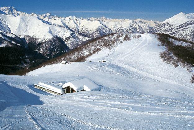 Ciaspolata all'Alpe Moncerchio