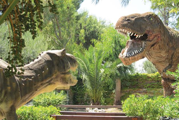 Dinosauri: le mostre e i parchi dove incontrarli (dal vivo!)