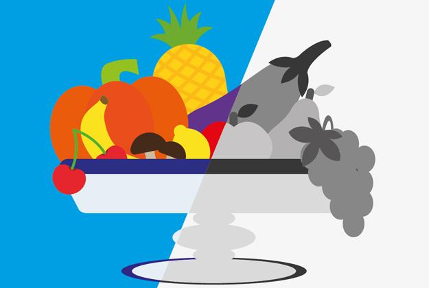 Fiori, frutta e altre cose…