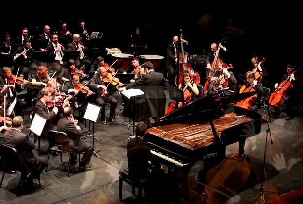 Musica con orchestra Carisch