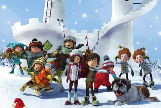 Palle di neve – Snowtime