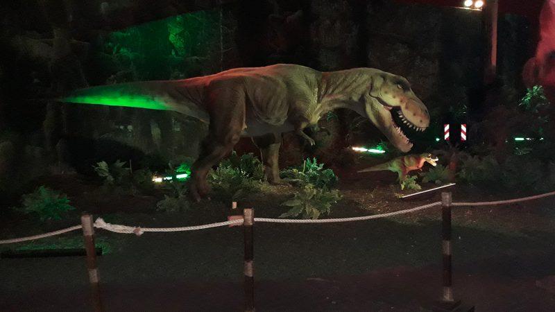 Parchi Dinosauri - Dinosaur Invasion a Milano