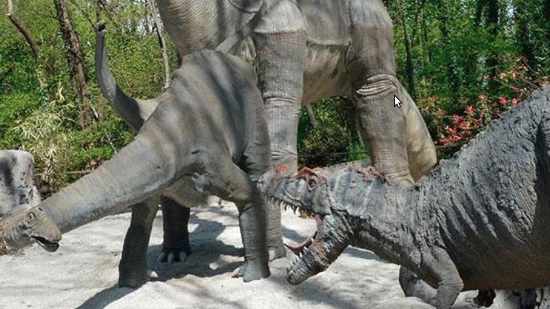 Parchi Dinosauri - LostWord Pinerolo