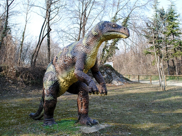 Parchi Dinosauri - Parco Natura Viva Verona