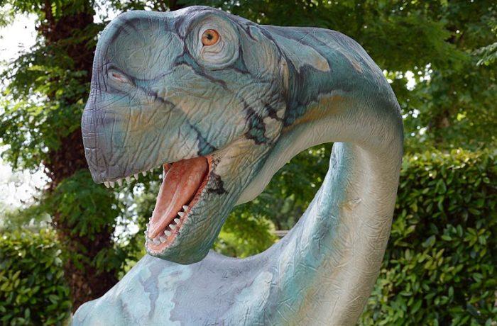 Parchi Dinosauri - Parco della preistoria rivolta d'adda