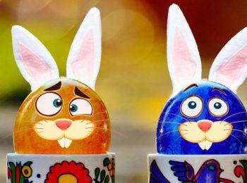Alla ricerca dell'uovo di Pasqua