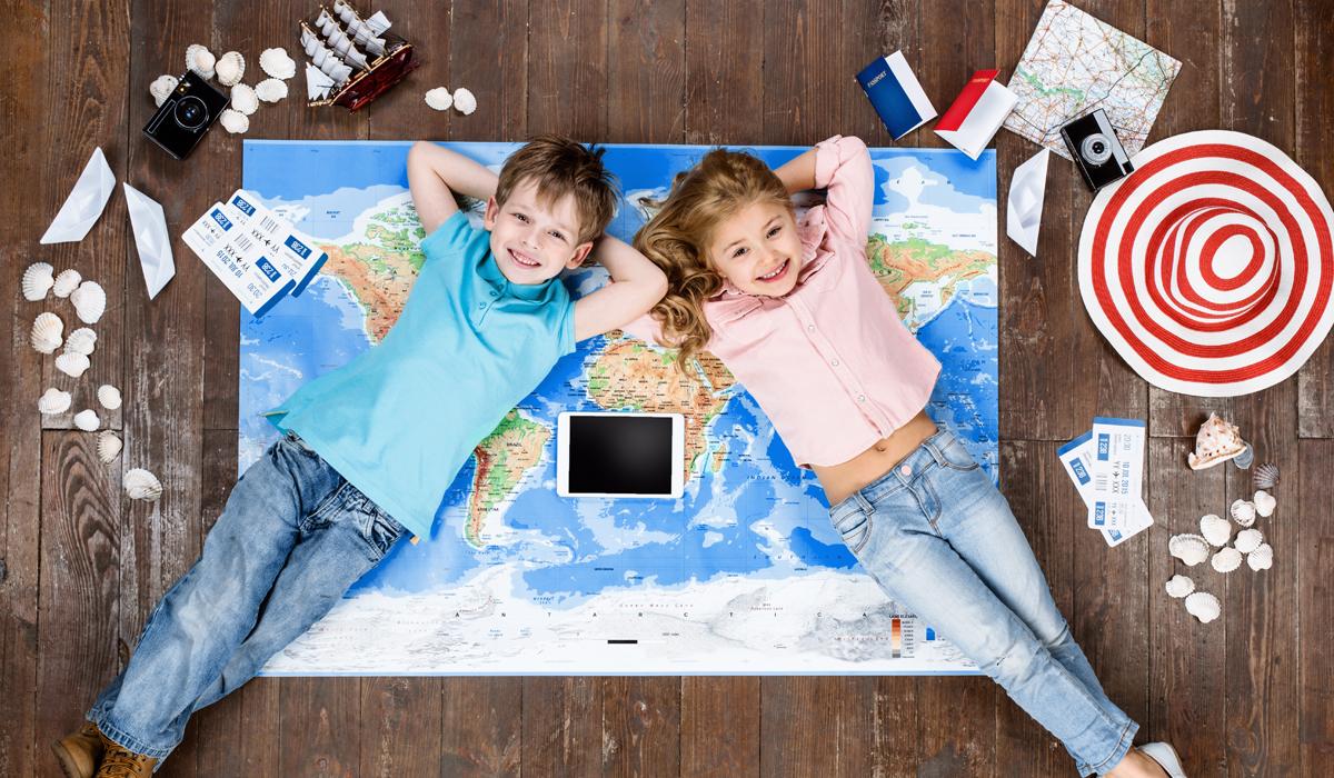 In vacanza con i bambini gratis? Approfittiamone finché sono piccoli!