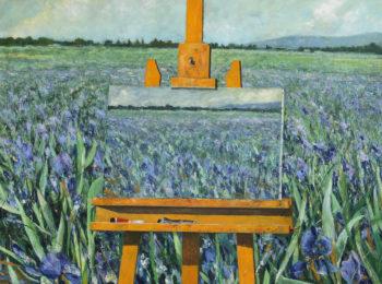 Dipingiamo la primavera en plein air…