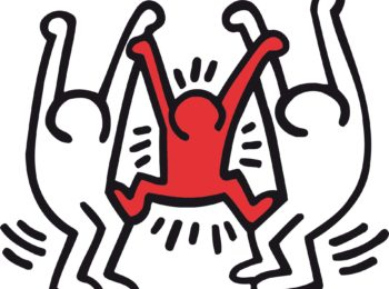 Keith Haring in famiglia