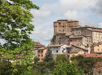 La Valmarecchia, un territorio che sembra uscito dal Medioevo