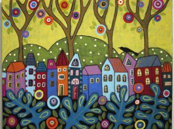 Gli amici del maggiolino, le coccinelle + La notte colorata di Karla Gerard