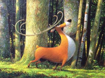 La foresta e i suoi animali