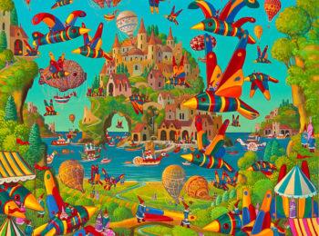 Nicola Pankoff. Favole dipinte