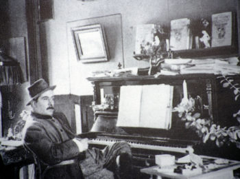 Puccini in visita