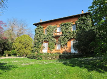 Visita ai giardini di Villa Montececeri