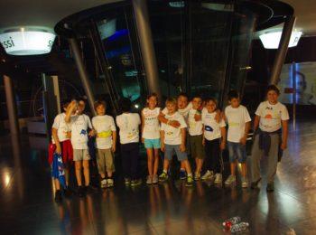 Una notte al Planetario