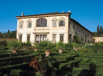 A Villa Corsini a Castello