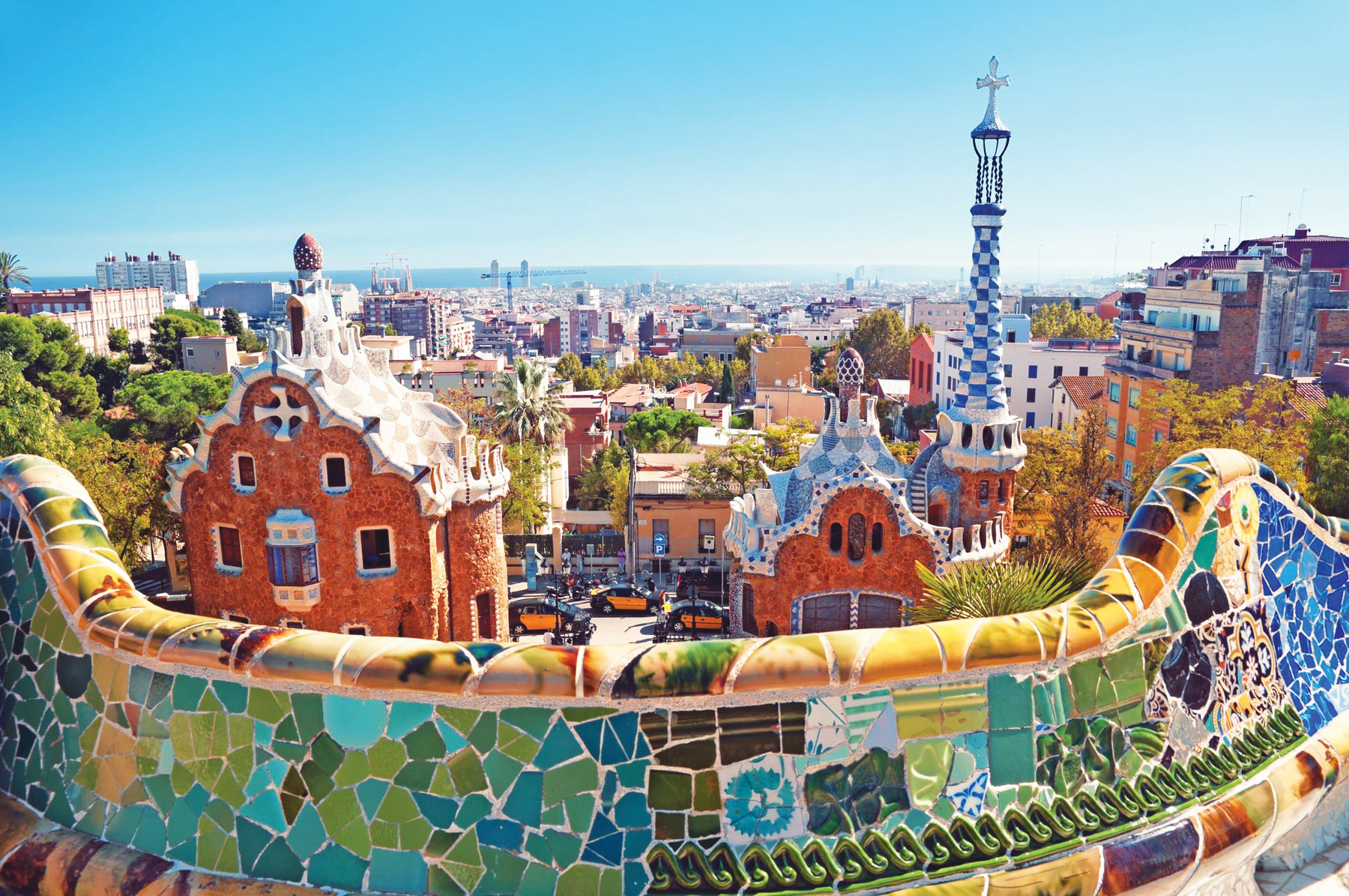 Barcellona: movida in famiglia!