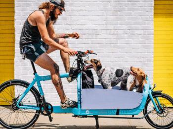 Con le cargo bike la rivoluzione è per strada