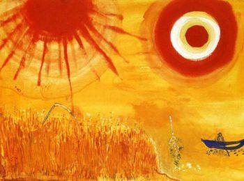 L'estate dei pittori: Chagall