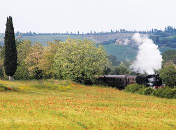 Un viaggio nel tempo con Treno Natura