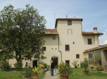 Visita ai giardini di Villa Il Rinuccino