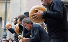 GG 25 lug cucurbita sapiens orchestra