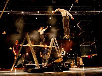 GG 5 lug sul filo del circo