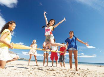 Beach boys e giochi fai da te