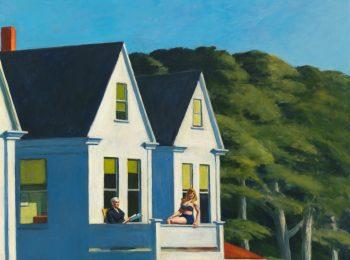 L'estate dei pittori. Edward Hopper