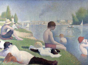 L'estate dei pittori. Georges Seurat